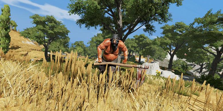 Auf Basis der Unreal Engine 4 ensteht das Horrorspiel Die Young. Bilderquelle: IndieGala