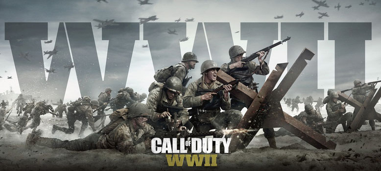 In der kommenden Woche gibt es eine Frage-Antwort-Runde zu Call of Duty WW2 mit Sledgehammer. Bilderquelle: Activision