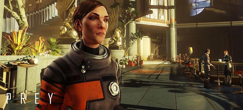 Prey Gameplay Trailer der QuakeCon 2016