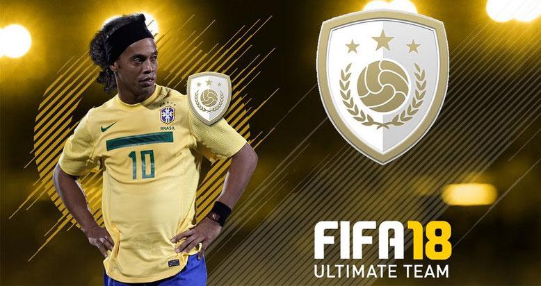 FIFA 18 im neuen Trailer zum Ultimate Team mit zahlreichen Edelkickern präsentiert. Bilderquelle: Electronic Arts