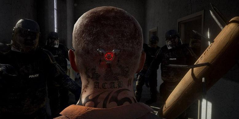 Ein neues Gameplay-Video zu Scum zeigt die Waffenfähigkeiten in dem Open-World-Spiel. Bilderquelle: Devolver Digital