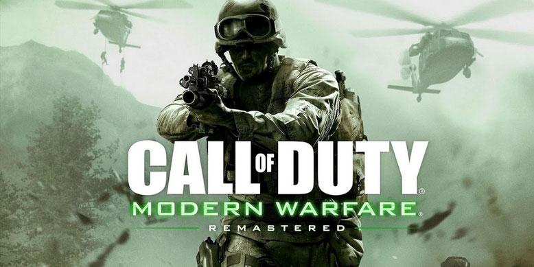 Variety-Map-Pack-Trailer zu Call of Duty: Modern Warfare Remastered erschienen. Bilderquelle: Activision
