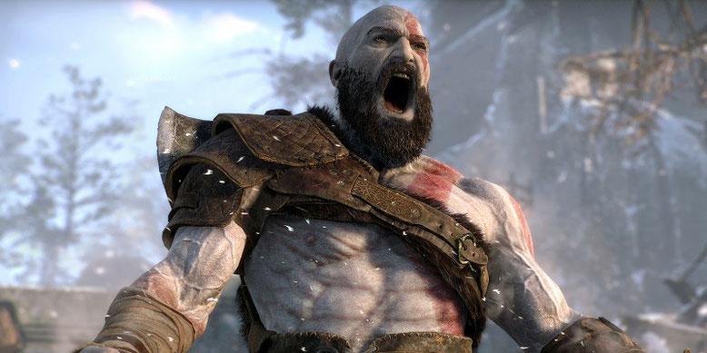 Der offizielle Release-Termin zu God of War für PS4 ist laut PlayStation Store im März 2018 angesiedelt. Bilderquelle: Sony