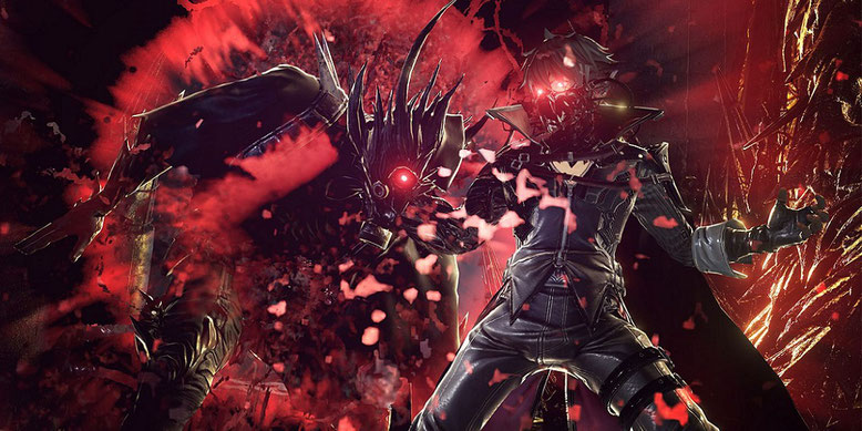 Code Vein zeigt sich im neuen Gameplay-Video mit mächtigem Oberboss. Bilderquelle: Bandai Namco Entertainment Europe