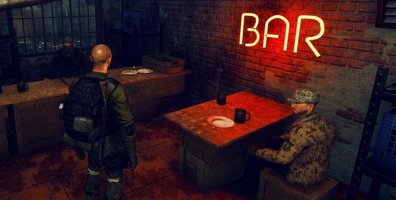 Der MMO-Shooter Lost Region zeigt sich auf neuen Gameplay-Screenshots. Bilderquelle: Farom Studio