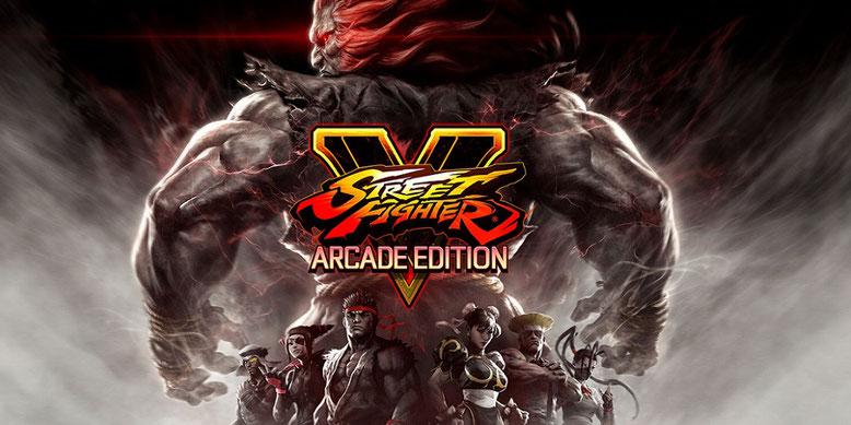 Die Street Fighter 5 Arcade Edition wurde offiziell für PC und PS4 von Capcom angekündigt. Bilderquelle: Capcom