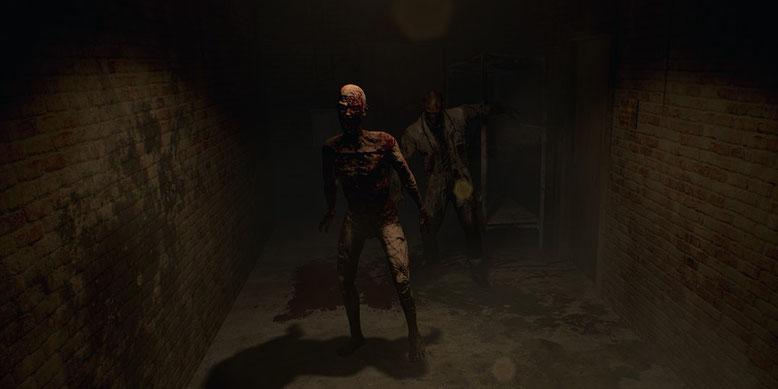 Düstere Aussichten mit Roots of Insanity auf Basis der Unreal Engine 4. Bilderquelle: Crania Games