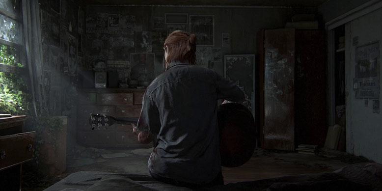 Halley Gross arbeitet mit an der Story von The Last of Us 2. Bilderquelle: Sony Interactive Entertainment