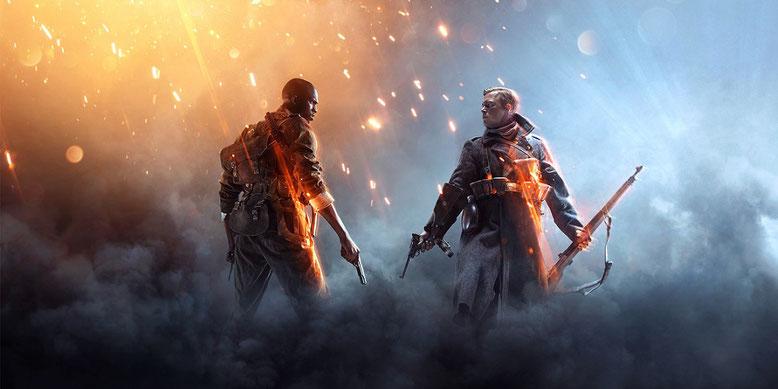 Offizieller Launch-Trailer zu Battlefield 1 erschienen. Bilderquelle: Electronic Arts