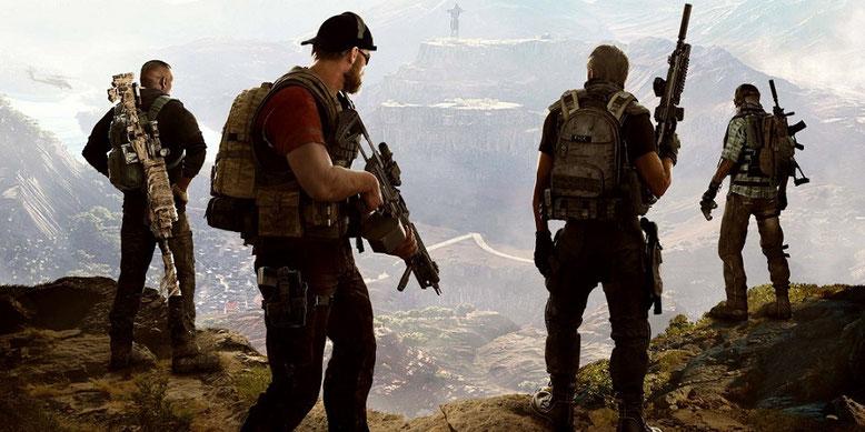 Im neuen Gameplay-Video zu Ghost Recon Wildlands bekommen wir eine Stealth-Mission bei Nacht zu Gesicht. Bilderquelle: Ubisoft