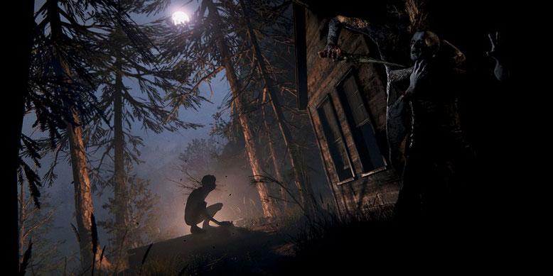 Outlast 2 zeigt sich im Releae-Trailer kurz vor der Veröffentlichung. Bilderquelle: Red Barrels Games