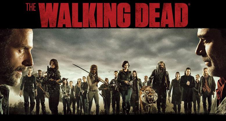 Der offizielle Comic-Con-Trailer zu Staffel 8 der Zombie-Serie The Walking Dead ist erschienen. Bilderquelle: AMC