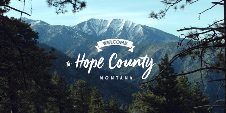 Der erste Teaser-Trailer zum Open-World-Shooter Far Cry 5 ist aus Montana eingetroffen. Bilderquelle: Ubisoft