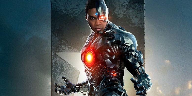 Cyborg aus Justice League im neuen Teaser-Trailer zum Kinofilm. Bilderquelle: Warner Bros. Pictures
