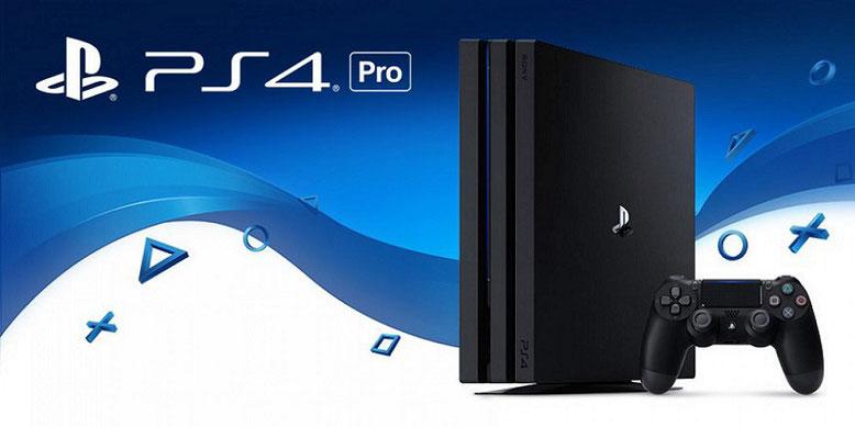 Sony spendiert der PS4 Pro mit dem Software-Update 4.50 einen Boost-Modus. Bilderquelle: Sony