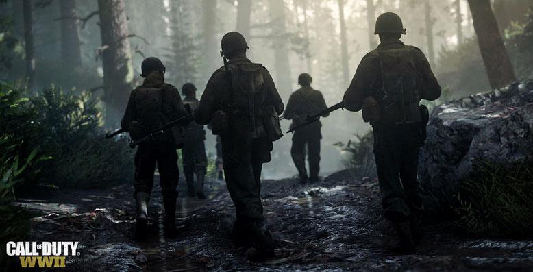 Erscheint Call of Duty WW2 für die Nintendo Switch? Bilderquelle: Activision