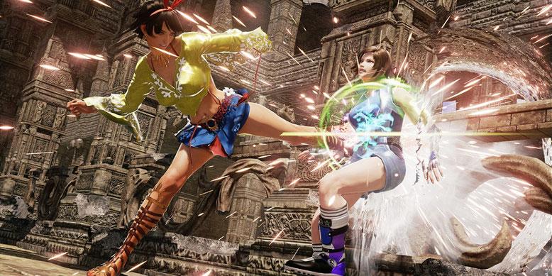 Ein weiterer Charakter-Trailer zu Tekken 7 stellt  einige diverse Kämpfer vor. Bilderquelle: Bandai Namco
