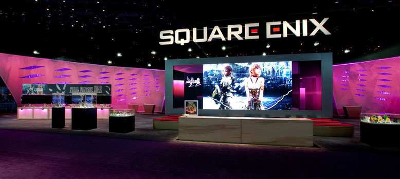Gamescom 2016 Square Enix