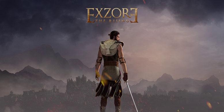 Exzore: The Rising entsteht auf der Unreal Engine 4 von Epic Games. Bilderquelle: Tiny Shark Interactive
