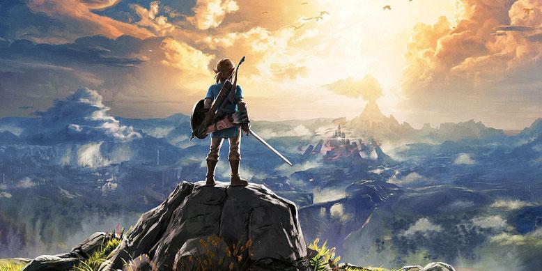 Beim Verkaufsstart der Nintendo Switch in Deutschland wird es fünf Spiele geben. Bilderquelle: Nintendo