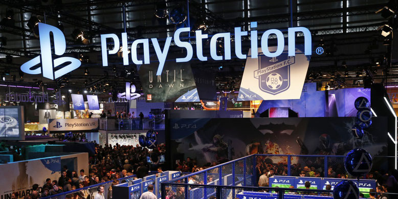 Sony ist mit der PlayStation 4 Pro auch auf dem Game-Event Paris Games Week vertreten. Bilderquelle: Sony