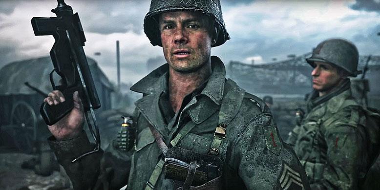 Liste aller Trophäen und Erfolge zu Call of Duty WW2 in Form eines Screenshots enthüllt. Bilderquelle: Activision