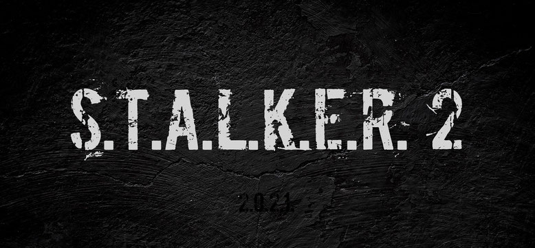 Stalker 2 Logo Website