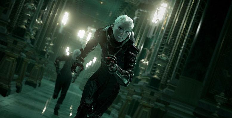 Echo auf Basis der Unreal Engine 4 im neuen, über 10 Minuten langen Gameplay-Video präsentiert. Bilderquelle: Ultra Ultra