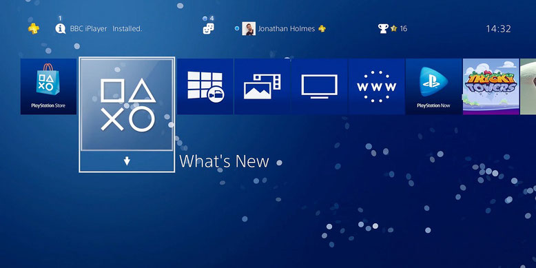 PS4 Update 4.0 mit HDR zum Download