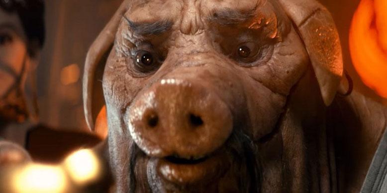 Beyond Good and Evil 2 im ersten Entwicklervideo, das sich dem Space Monkey Program widmet. Bilderquelle: Ubisoft