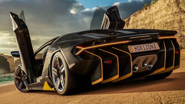 Die ersten handfesten Details zu dem Rennspiel Forza Horizon 4 werden für die E3 2018 in Los Angeles erwartet. Bilderquelle: Microsoft