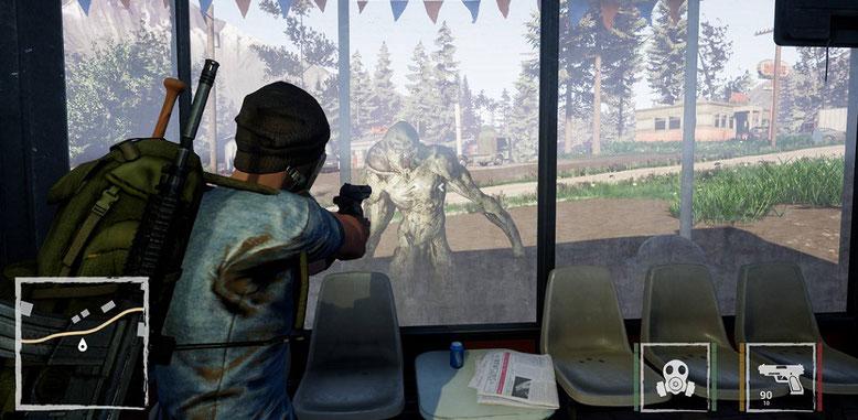 Erstes Gameplay zu The Day After: Origins im neuen Video zu dem Survival-Shooter enthüllt. Bilderquelle: Coconut Games