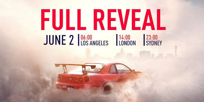 Die offizielle Vorstellung von Need for Speed findet heute Nachmittag statt. Bilderquelle: Electronic Arts