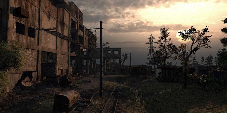 Auf Basis der CryEngine von Crytek ensteht Stalker: Noises of the Zone.