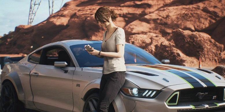 Need for Speed Payback bietet neben dem obligatorischen Multiplayer-Modus auch eine Singleplayer-Kamapgne. Bild: EA