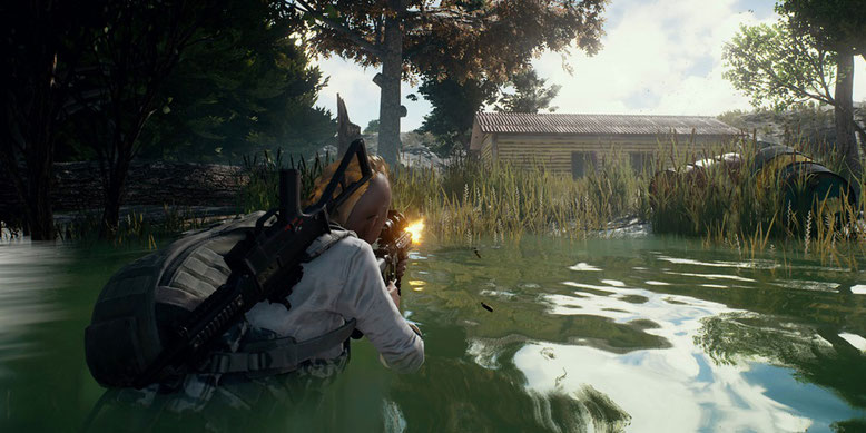 PlayerUnknown's Battlegrounds kommt für PS4 und Xbox One. Bilderquelle: Bluehole