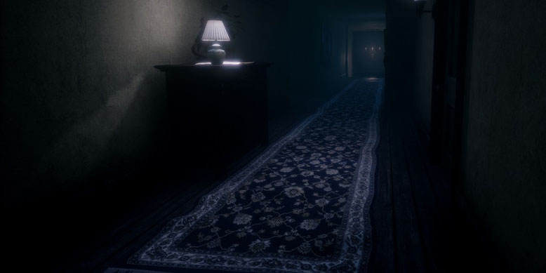 Düster und beängstigend: The Wendigo auf Basis der Unreal Engine 4. Bilderquelle: Warka