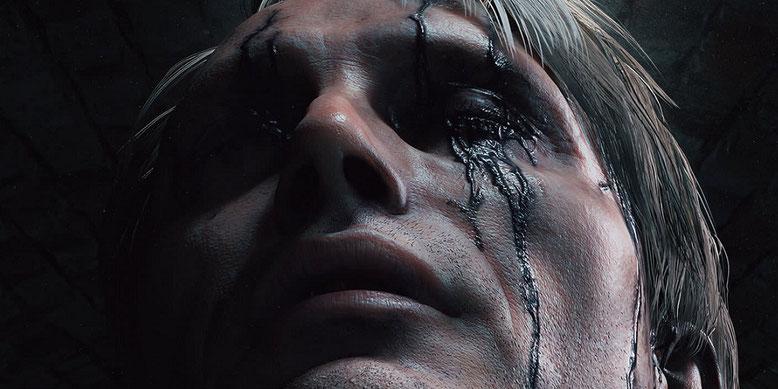 PlayStation 4 Pro 4K-Trailer zu Death Stranding zeigt Mads Mikkelsen in Aktion. Bilderquelle: Kojima Productions