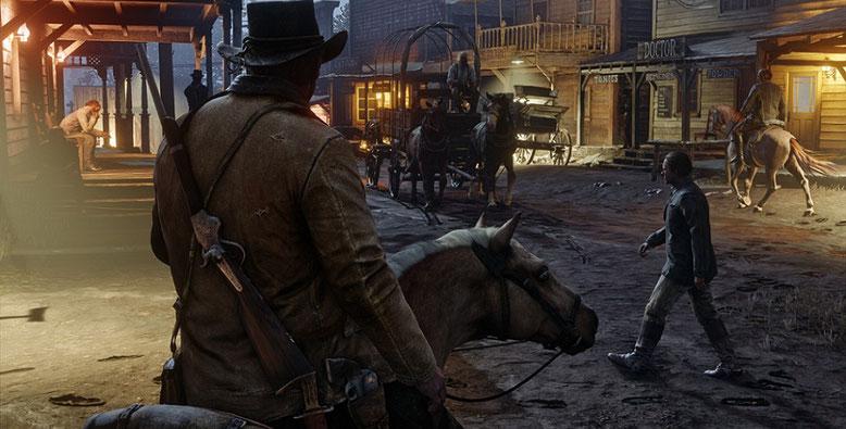 Red Dead Redemption 2 erscheint im Frühjahr 2018 für PlayStation 4 und Xbox One. Bilderquelle: Rockstar Games