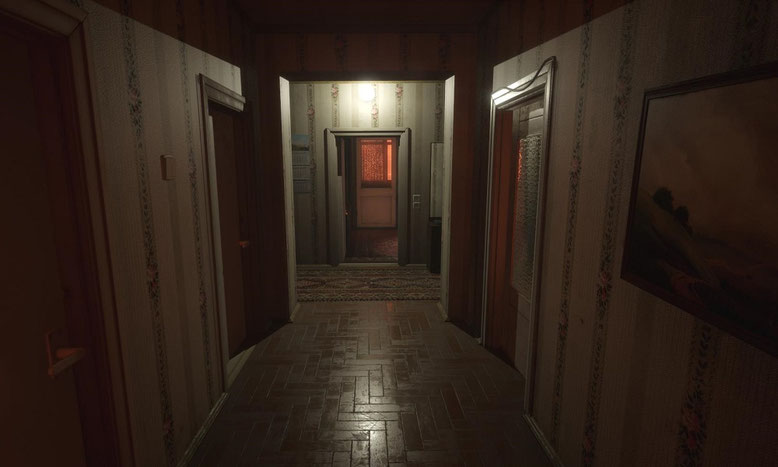 Twin Soul Unreal Engine 4 Horror