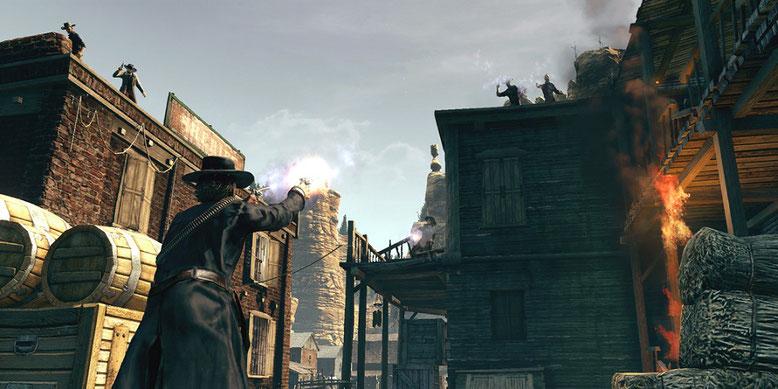 Mit Red Dead Redemption 2 und Far Cry 5 erwarten uns möglicherweise zwei neue Western-Spiele. Bilderquelle: Ubisoft