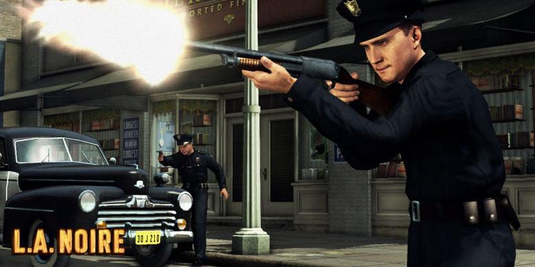 Die Neuauflage von L.A. Noire für PS4, Xbox One und Nintendo Switch zeigt sich im ersten 4K-Trailer: Bild: Rockstar Games