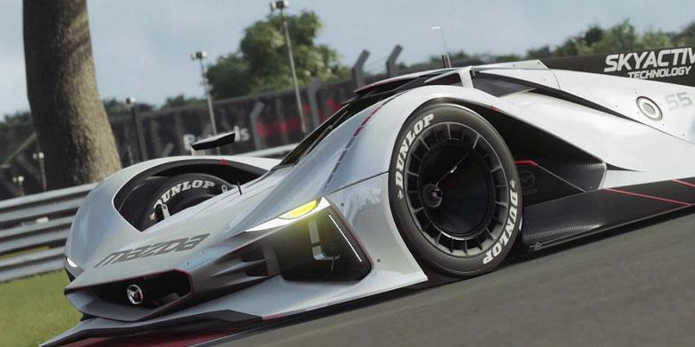 Die Rennsimulation Gran Turismo Sport ist ab sofort exklusiv für PlayStation 4 im Handel erhältlich. Bilderquelle: Sony