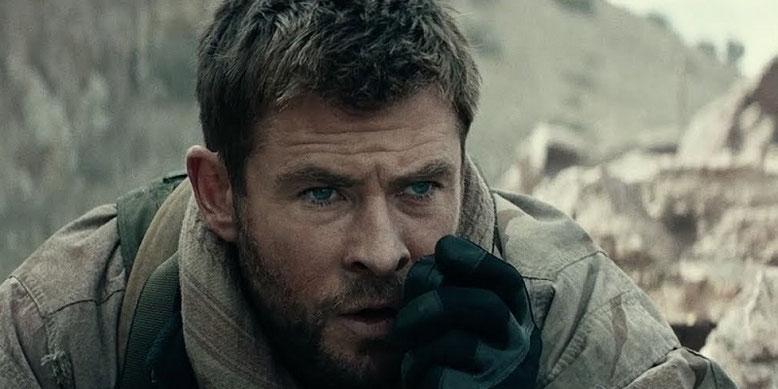 Zu dem Kriegsdrama Operation: 12 Strong mit Chris Hemsworth ist der erste deutsche Kino-Trailer erschienen. Bilderquelle: Lionsgate