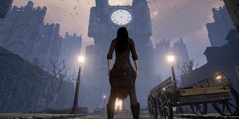 Das Action-RPG Black Iris baut auf der Unreal Engine 4 von Epic Games auf. Bilderquelle: Hexa Game Studio