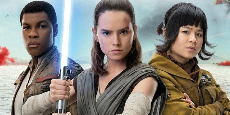 """Die FSK hat ihr Urteil gefällt: Star Wars 8: Die letzten Jedi erhält das Altersfreigabe-Siegel """"Ab 12 Jahren"""". Bilderquelle: Lucasfilm/Disney"""