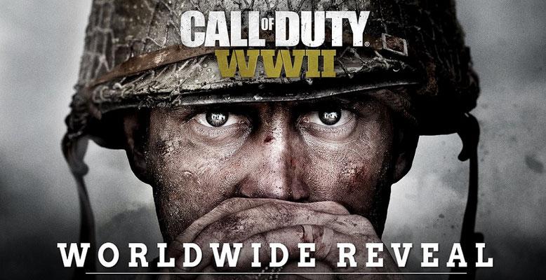 Weltkriegssetting für Call of Duty 2017 bestätigt. Die Enthüllung von World War 2 naht. Bilderquelle: Activision