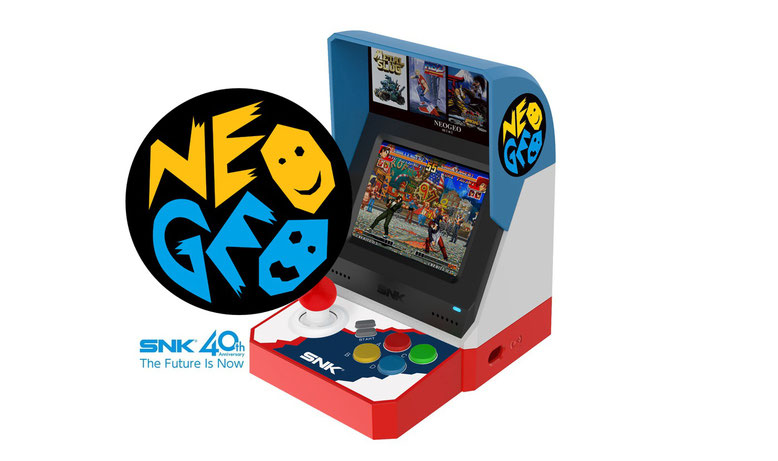 Neo Geo Mini SNK