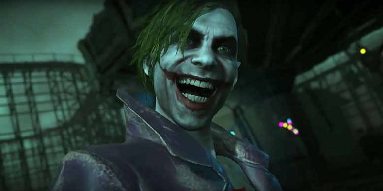 Der Joker in Injustice 2 hat gut lachen. Bilderquelle: Warner Bros. Interactive Entertainment
