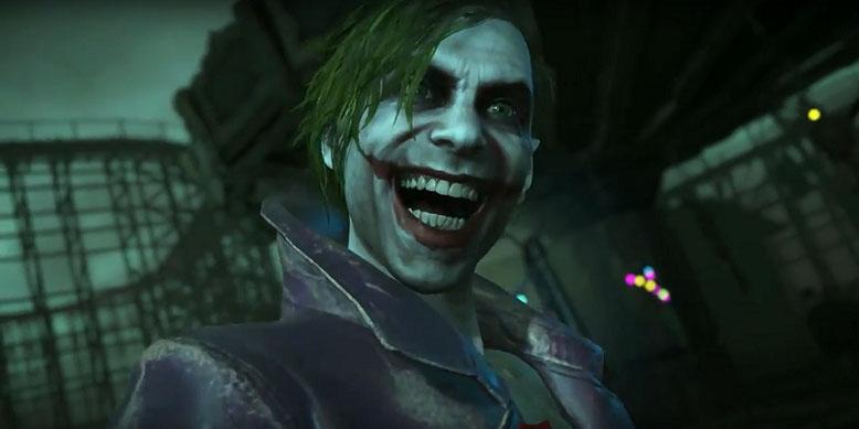 Der Joker in Injustice 2 hat gut lachen. Bilderquelle: Warner Bros. Interactive Entertainment